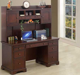 Canyon Ridge 66″ Flattop Desk by Winners Only