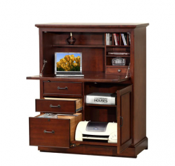 Willow Creek 41″ Computer Armoire by Winners Only