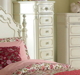Cinderella 7-Drawer Chest by Homelegance