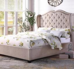 Waterlyn Bed by Homelegance
