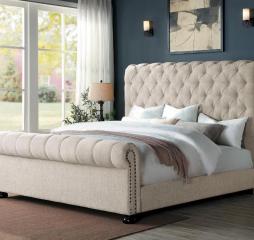Belfield Bed by Homelegance