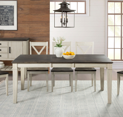 Huron Dining Leg Table by A-America