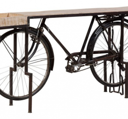 Highway Bicycle Console Table By Porter