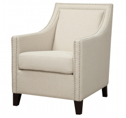 Janelle Accent Chair by Emerald Home Furnishings
