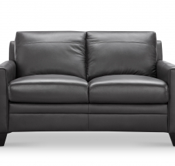 Fletcher Loveseat by Leather Italia