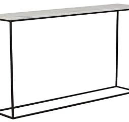 Arezzo Marble Console Table by Porter