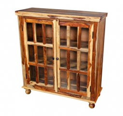 Tahoe 18 Glass Cabinet by Porter