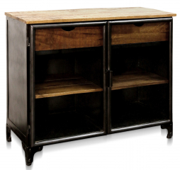 Two Drawer Cabinet by Stylecraft