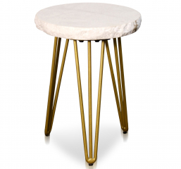 Round Side Table by Stylecraft