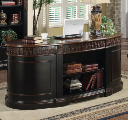 Rowan Executive Desk by Coaster