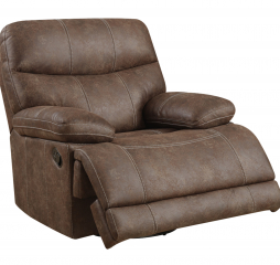 Earl Swivel Glider Recliner by Emerald Home Furnishings