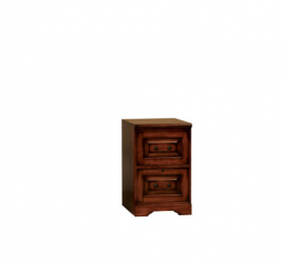 Country Cherry Two Drawer File Cabinet by Winners Only