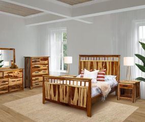 Kalispell Bed by Porter
