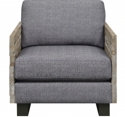 Interlude Chair by Emerald Home Furnishings