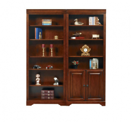 Country Cherry 32″ Open Bookcase by Winners Only