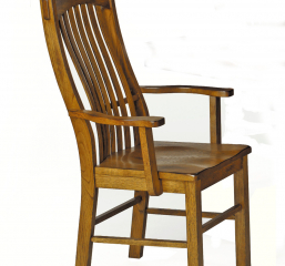 Laurelhurst Slatback Armchair by A America