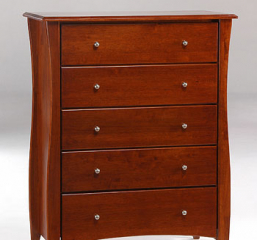 Clove Five Drawer Chest by Night and Day