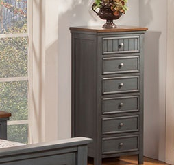 Turner Six Drawer Chest by North American Wood