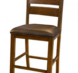 Mason Ladderback Barstool by A America