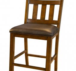 Mason Slatback Barstool by A America