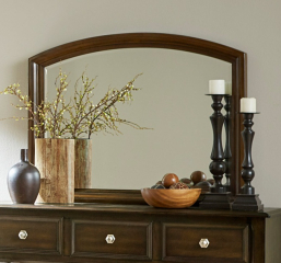 Fostoria Mirror by Homelegance
