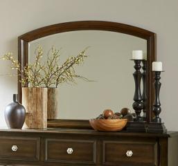 Fostoria Mirror by Homelegance
