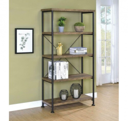 Analiese 4-Tier Bookcase by Coaster