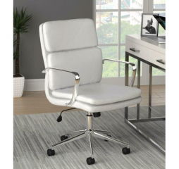 Standard Back Upholstered Office Chair by Coaster