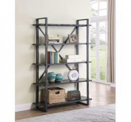 Henderson Five Shelf Bookcase by Coaster