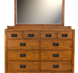 Mission Hill Dresser by A-America