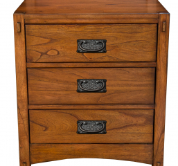 Mission Hill Nightstand by A-America
