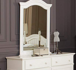 Clementine Mirror by Homelegance