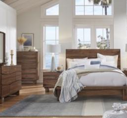 Ocean Platform Bed by Modus