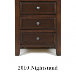 Monroe Kids Bedroom Nightstand by North American Wood