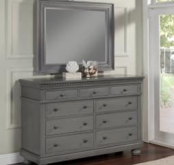 San Jose Nine Drawer Dresser by North American Wood