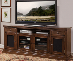 Sumatra 84″ TV Console by North American Wood