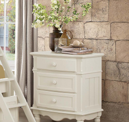 Clementine Nightstand by Homelegance