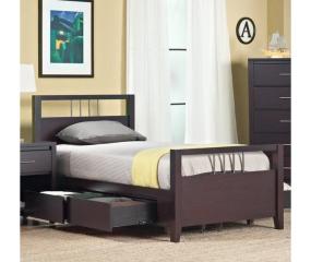 Nevis Storage Bed by Modus