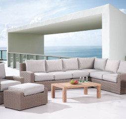 Reims Outdoor Sectional by Emerald Furnishings