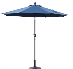Ridgemonte Umbrella & Base by Emerald Furnishings
