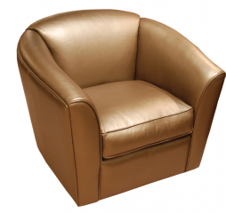 Ogden Swivel Chair by Omnia
