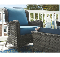 Abbots Court Lounge Chair Set by Ashley Furniture
