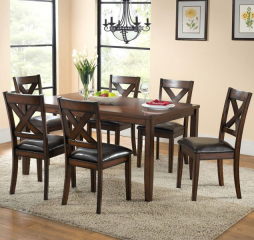 Palm Springs Dining Set by Urban Styles