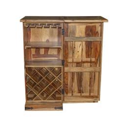 Tahoe Loft Bar Cabinet by Porter