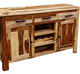 Kalispell Sideboard Bar by Porter