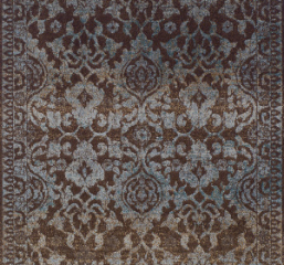 Antigua AN8 Chocolate Rug by Dalyn Rugs