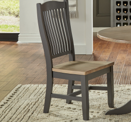 Port Townsend Slatback Side Chair by A-America