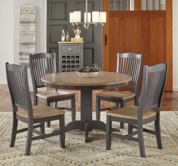 Port Townsend 48″ Round Table by A-America
