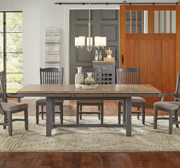 Port Townsend Trestle Table by A-America