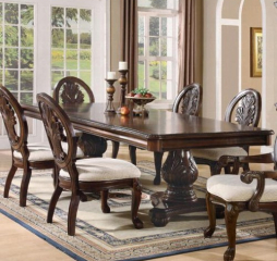 Tabitha Rectangular Dining Table by Coaster